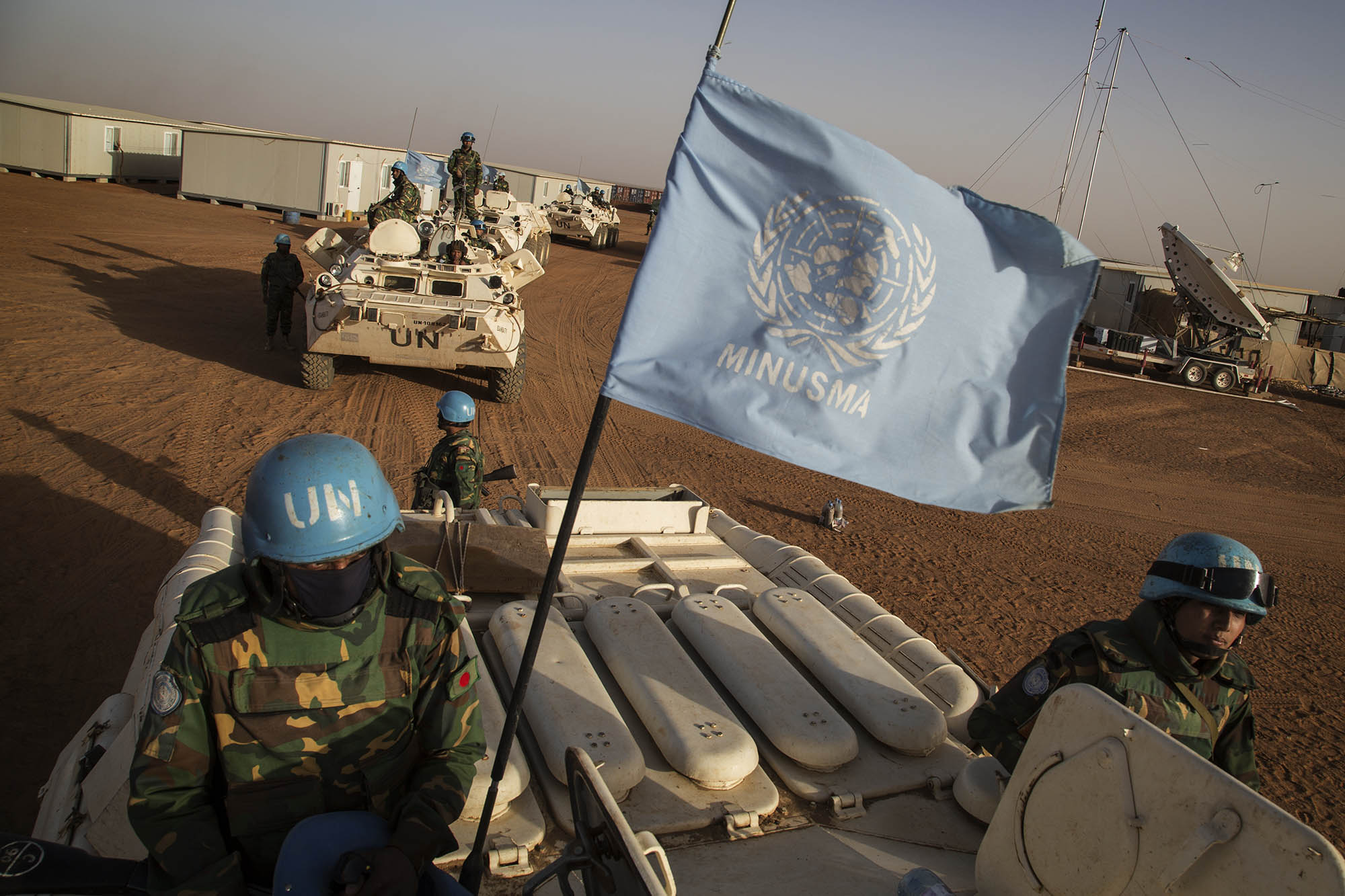 UN T Shirt for Military Logo All Sizes United Nations Peacekeeping T-Shirt
