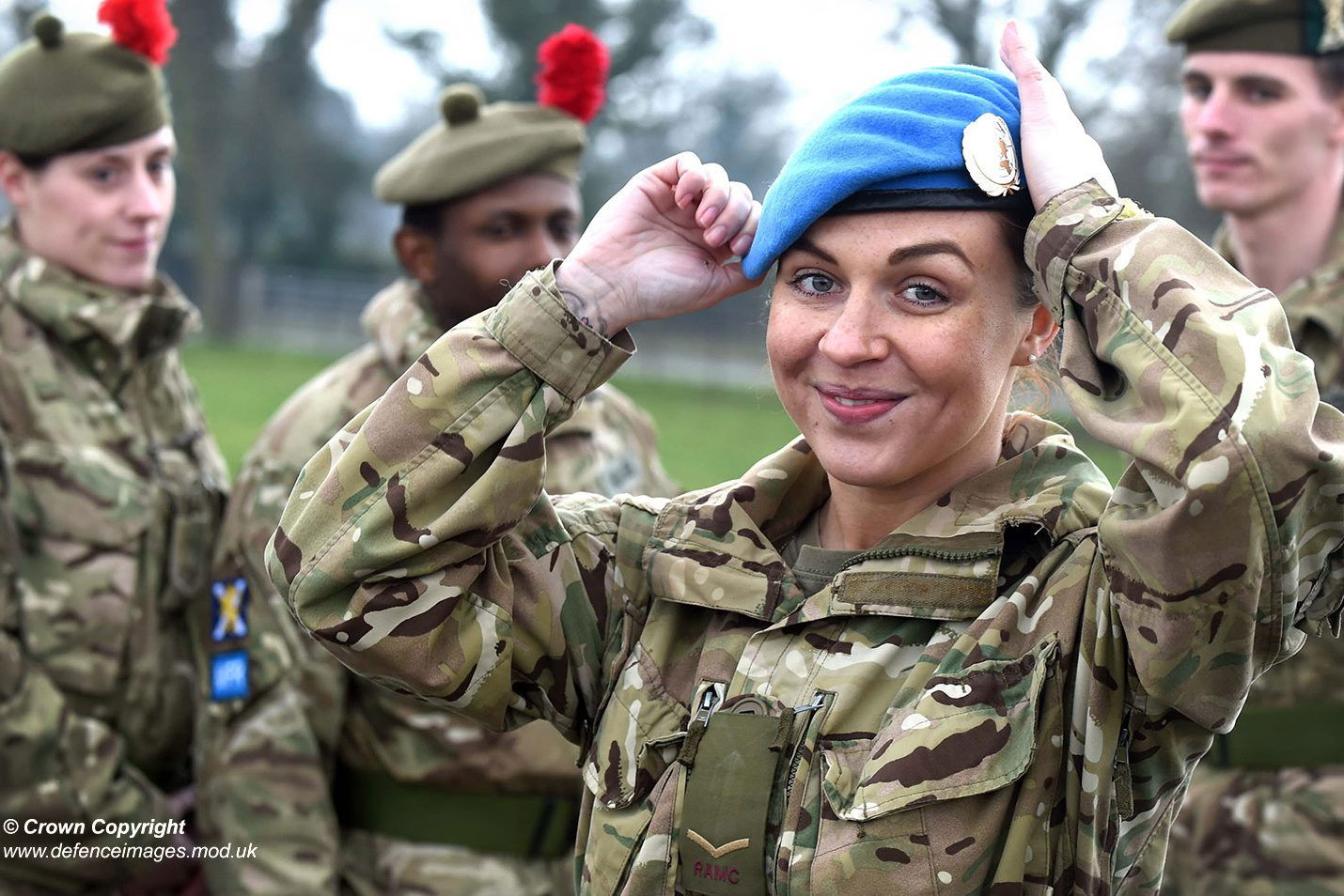 British Commander At Un Mission In South Sudan Serves As