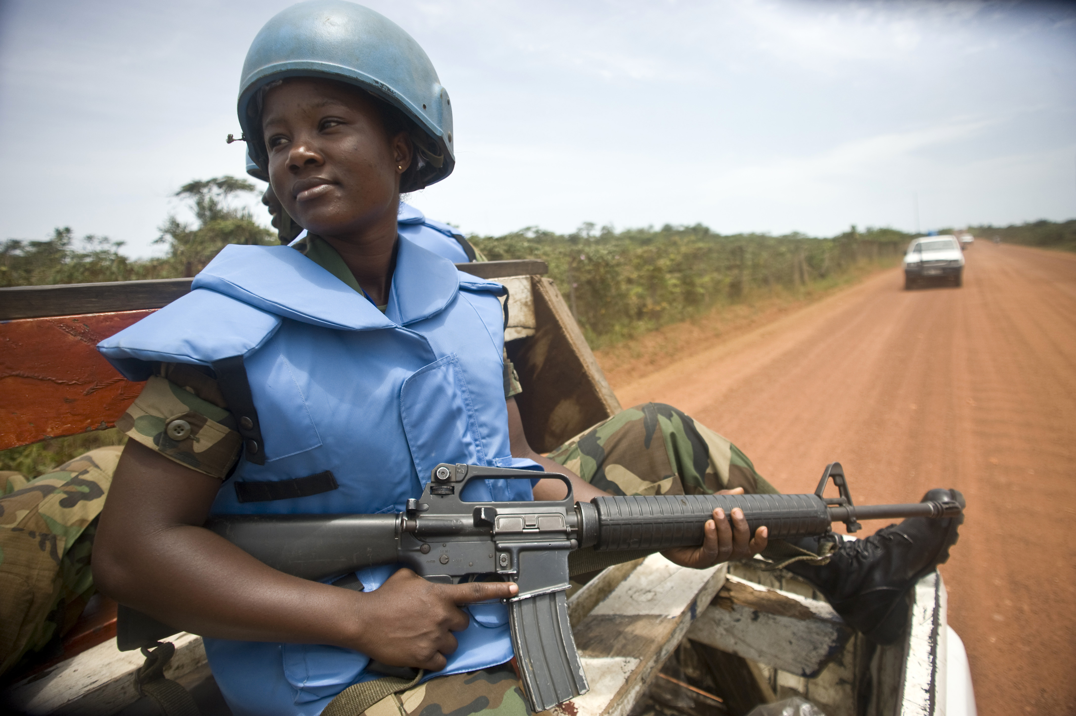 Military | United Nations Peacekeeping