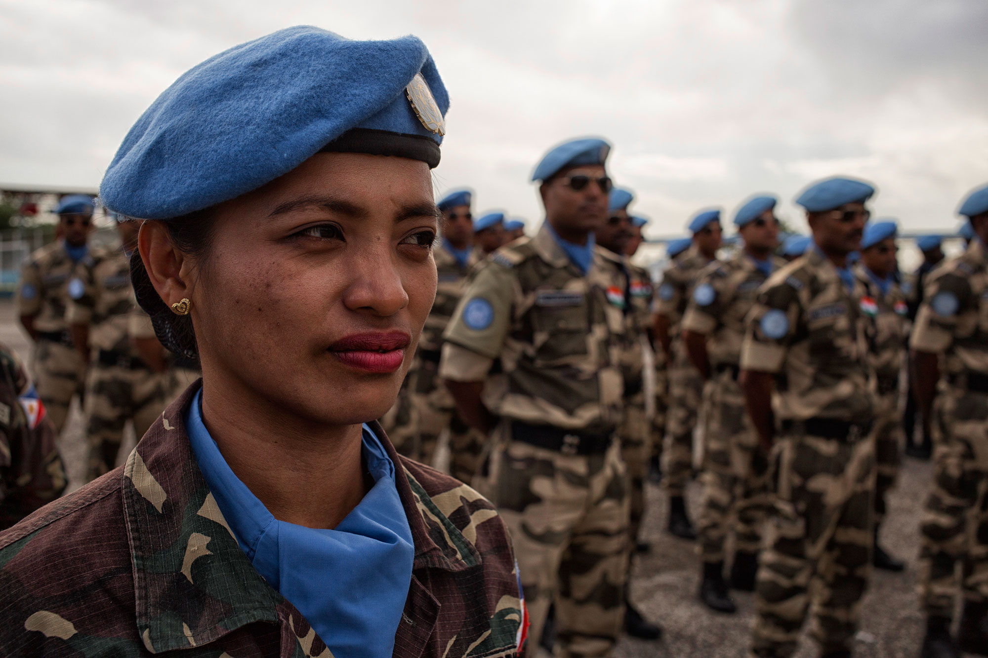 united nations field officer - HD2000×1333