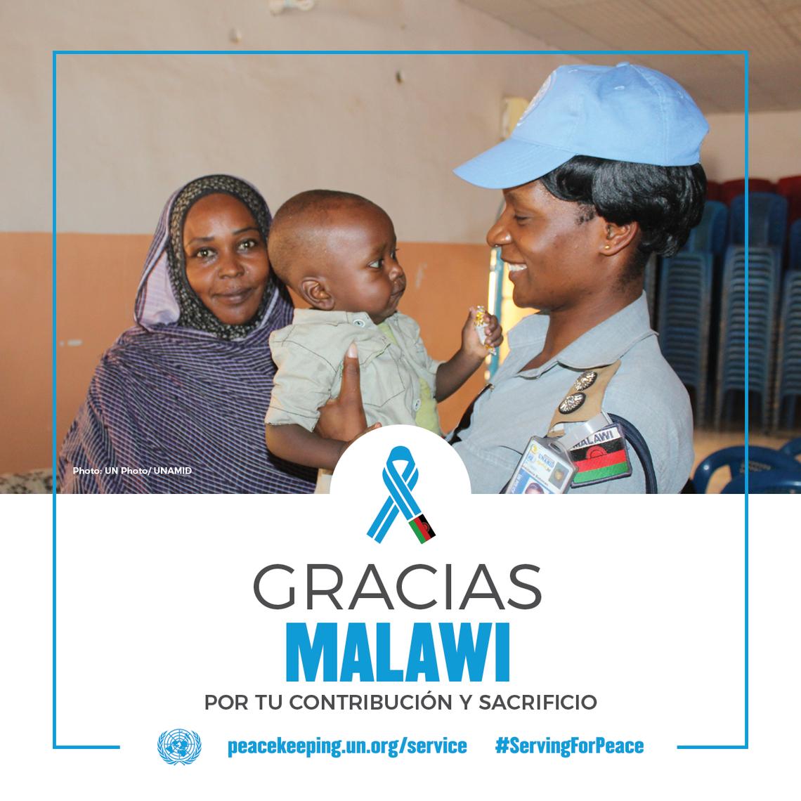 Gracias Malawi