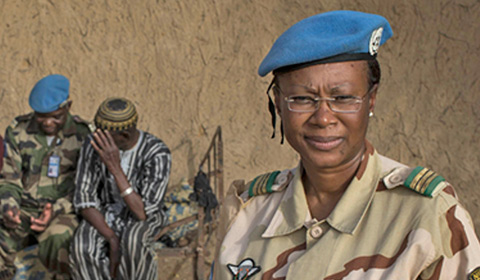 Major Aichatou Osmane Issaka