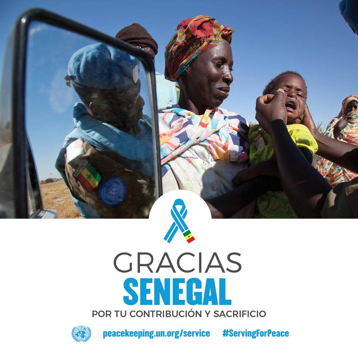 Gracias Senegal