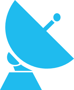 Communication technology icon