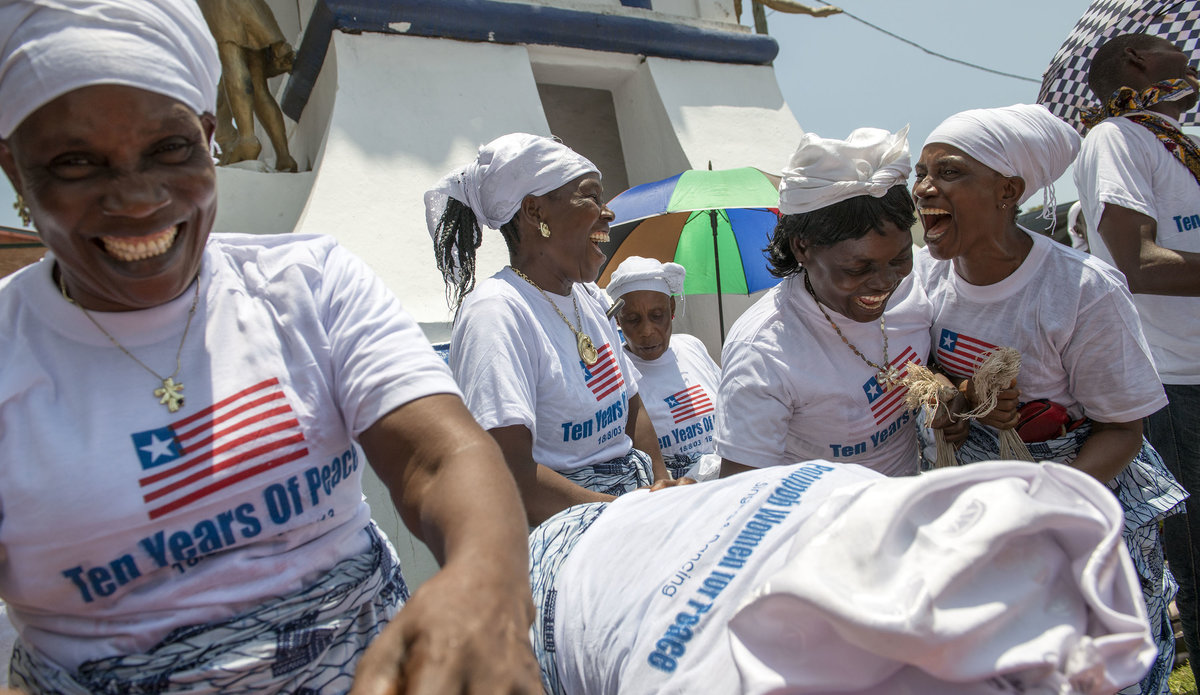 10 années de paix au Libéria