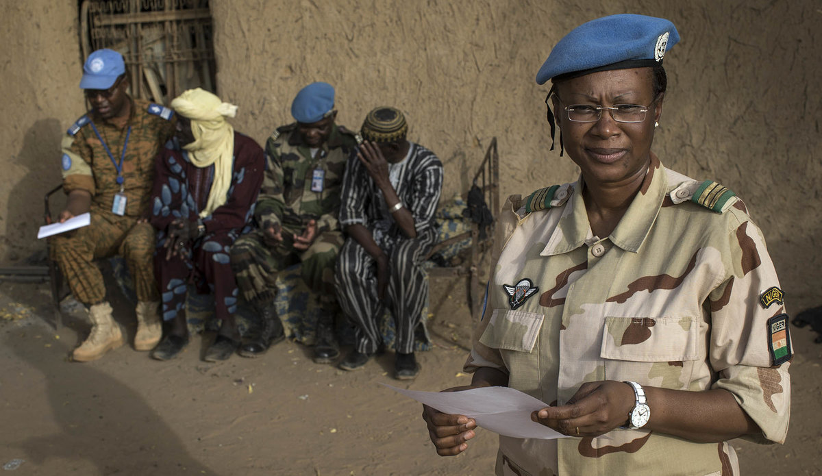UN Peacekeeping: A year in Review