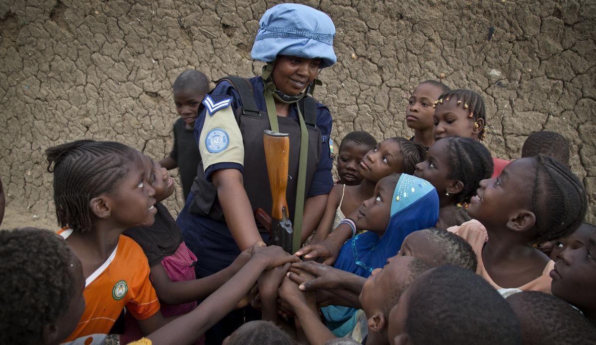 Unidad de policía uniformada (MINUSMA) de Rwanda