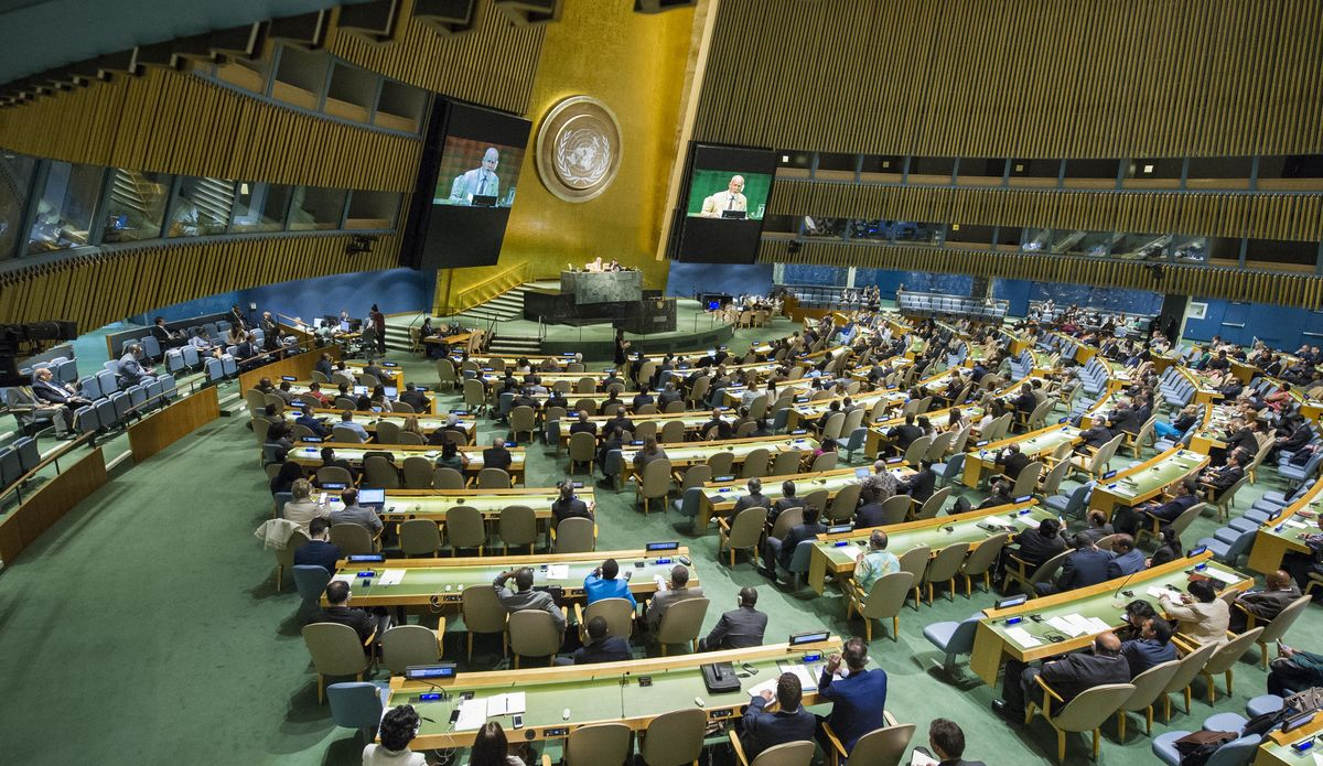 General Assembly session
