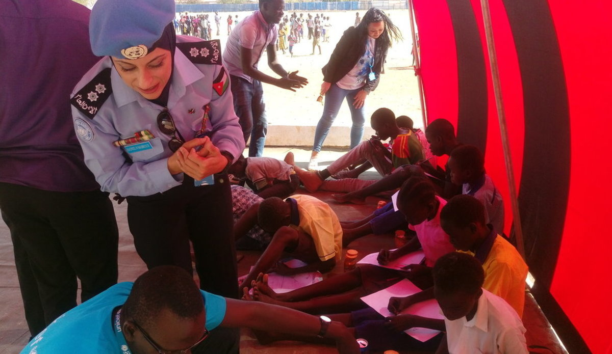 Malakal Celebrates Universal Children S Day With Flurry Of