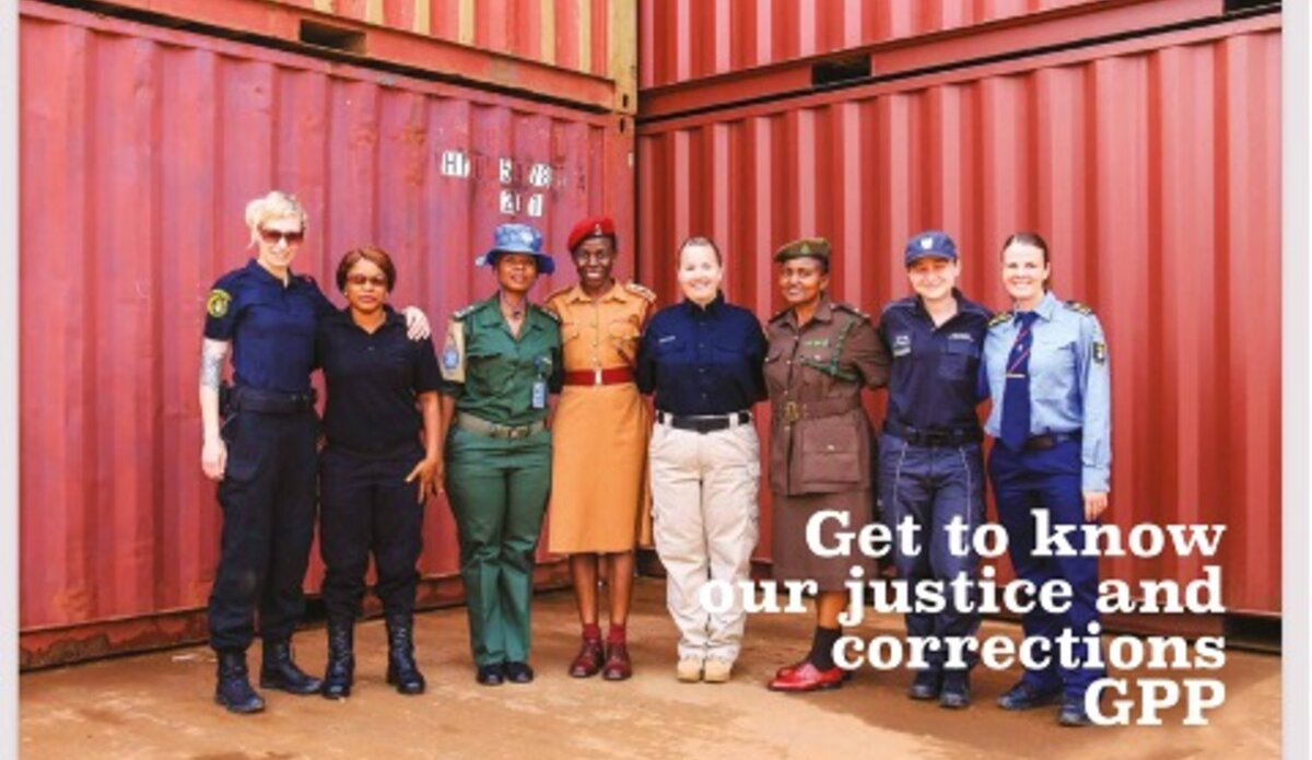 Get to know our justice and corrections GPP