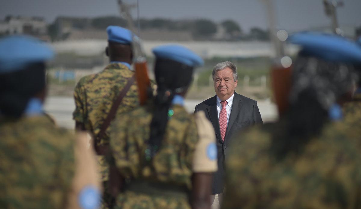 Secretary General António Guterres