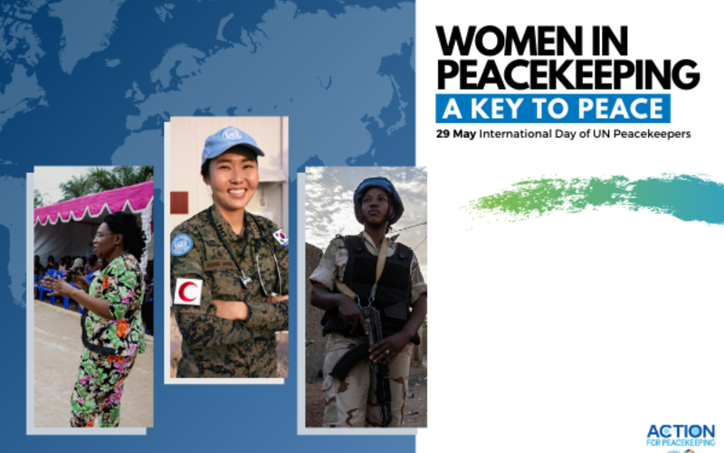 International Day Of Un Peacekeepers 2020 United Nations Peacekeeping