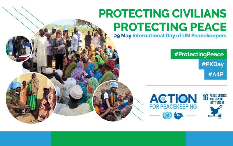 #ProtectingPeace #PKDay