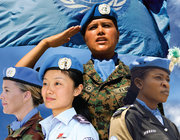 Peacekeepers Day: Women in peacekeeping Graphic