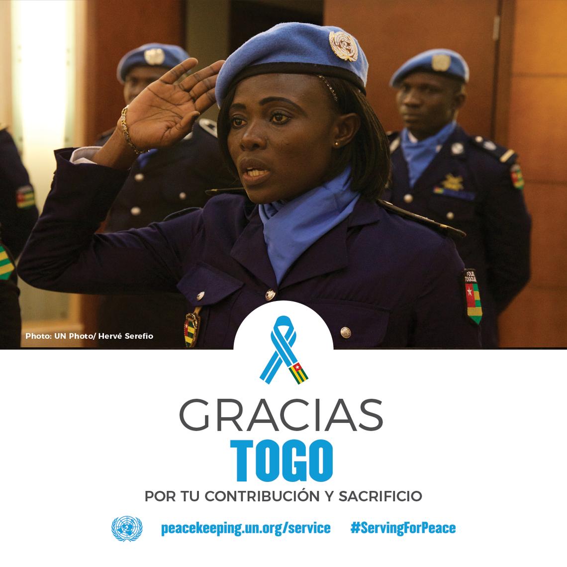 Gracias Togo